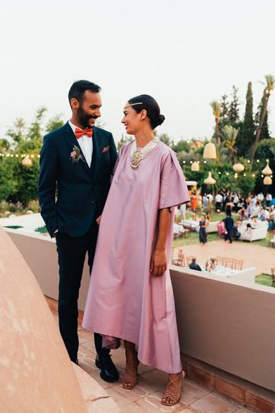 robe de mariée couleurs