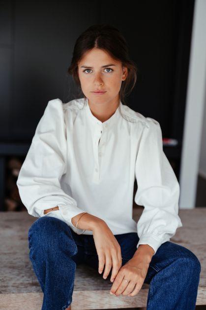 mardi chemise blanche