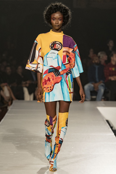 Pyer Moss / Catwalk Pictures