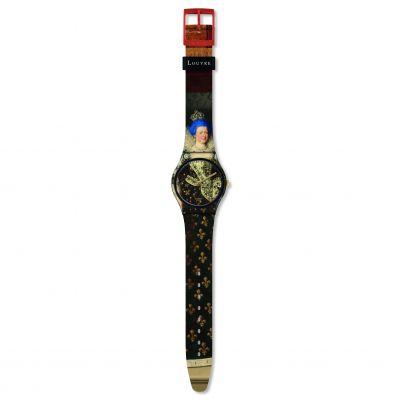 Collection Swatch X Le Louvre - Marie de Médicis, 75€