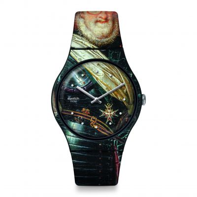 Collection Swatch X Le Louvre - Henri IV, 80€