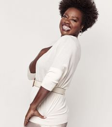 L'actrice Viola Davis devient égérie L'Oréal