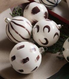 Où shopper les plus belles décorations de Noël?