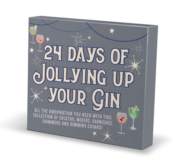 Calendrier de l'avent gin