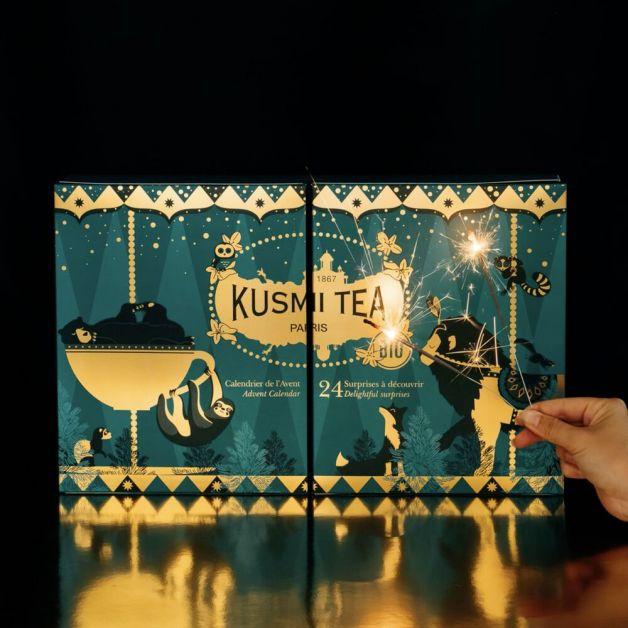 Kusmi Tea Calendriers de l'Avent 2020