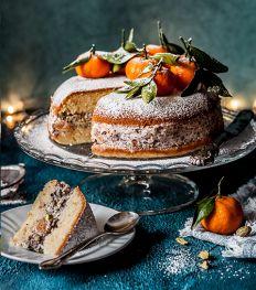 Cassata aux mandarines