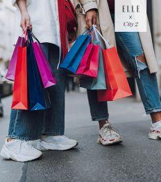Inscrivez-vous au Black Friday ELLE x City2 et tentez de remporter 1.000€ de shopping