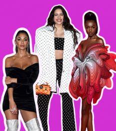 MTV EMA's 2019 : les plus beaux looks du tapis rouge