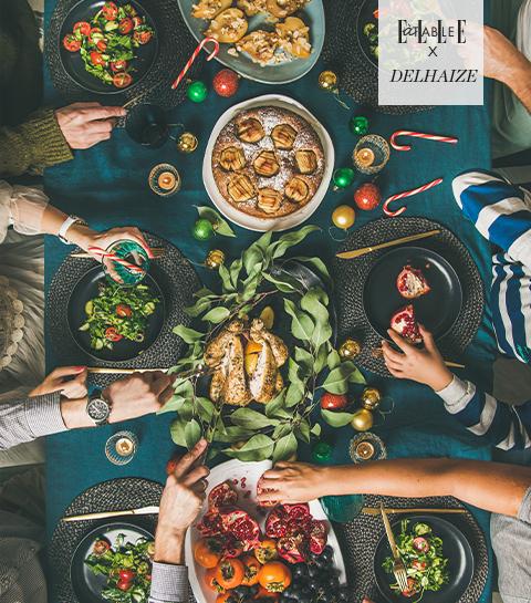 3 astuces pour un réveillon de Noël pratique
