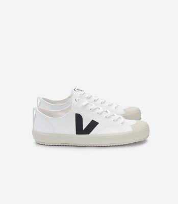 chaussures Veja en cuir vegan