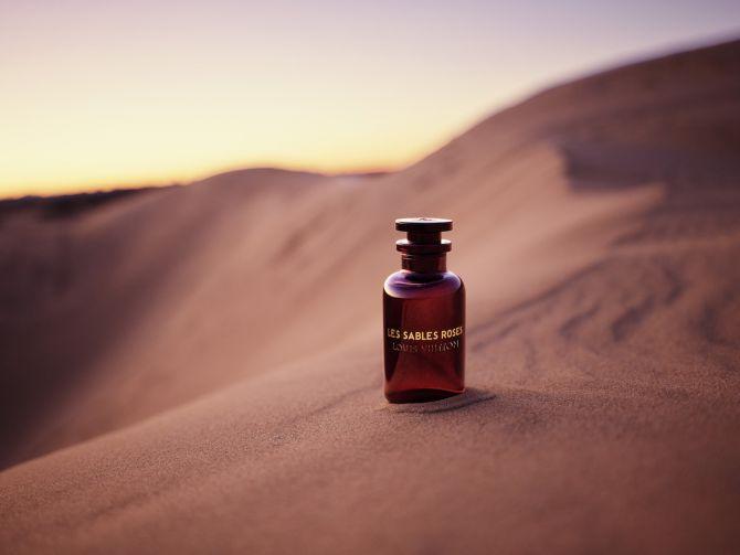 parfum désert Les Sables Roses