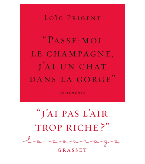 Loïc Prigent sort un second livre de punchlines hilarantes