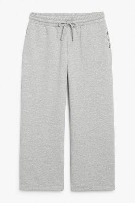 pantalon gris monki