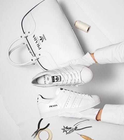 Adidas x Prada : la collab' que l'on n'avait pas vue venir
