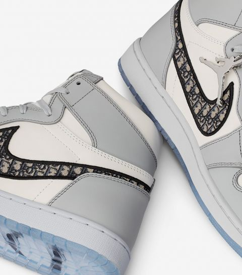 Dior X Jordan : la collaboration s'officialise et se dévoile !