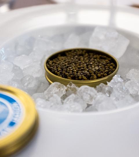 Secrets de chefs : 5 manières d'accompagner du caviar