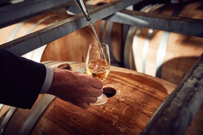 Le cognac, première étape du Grand Marnier