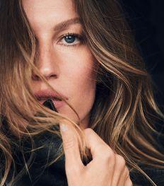 Gisèle Bündchen nous dévoile ses secrets de beauté