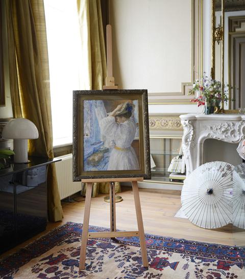 Une oeuvre d'art dans son salon, c'est possible !