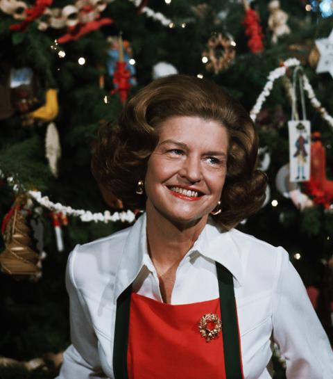 Betty Ford: portrait de la sainte patronne des défoncés
