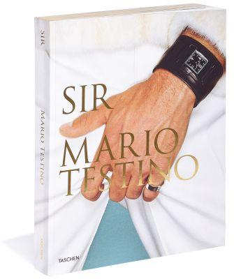 Le livre Sir Mario Testino
