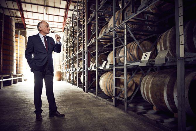 Patrick Raguenaud, CEO de la maison Grand Marnier