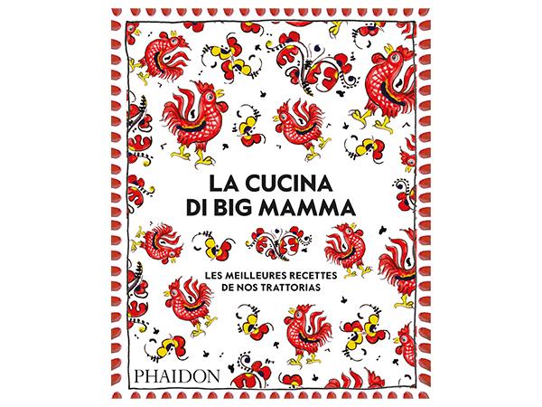 livre big mamma cucina noël
