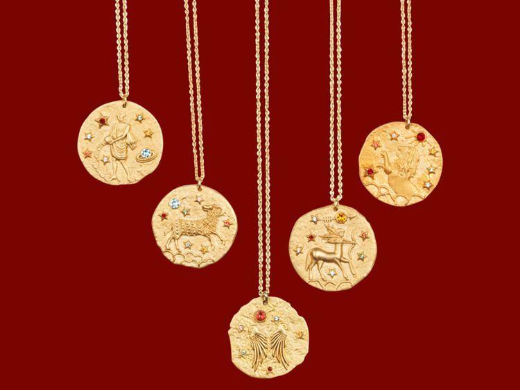 Maje bijoux astrologie