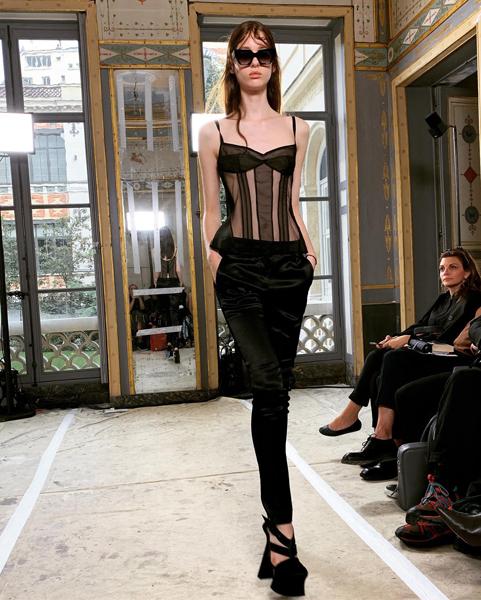pyjama corset