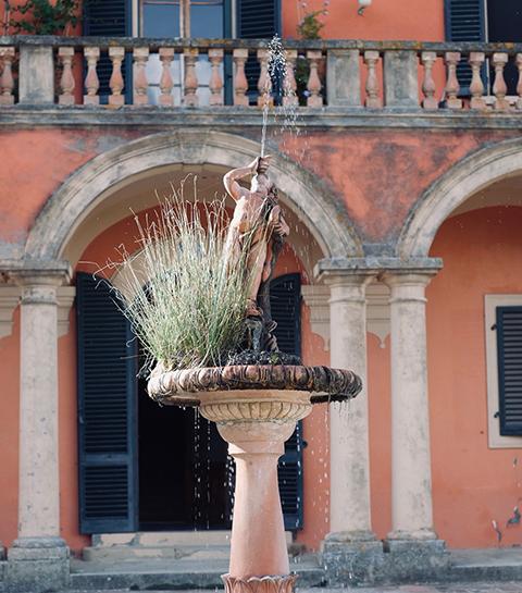 Villa Lena, l'endroit où il faut aller en 2020