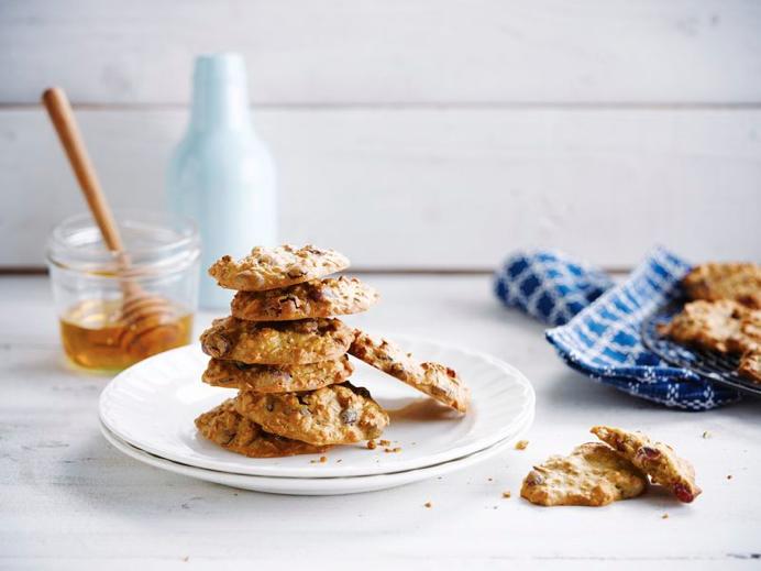 Cookies Avoines