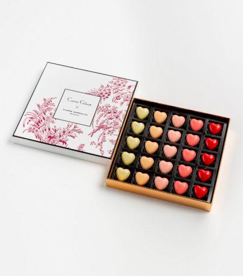 Carine Gilson x Marcolini : la collab' gourmande et raffinée de la Saint-Valentin !