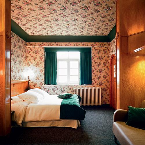 hôtels insolites Belgique