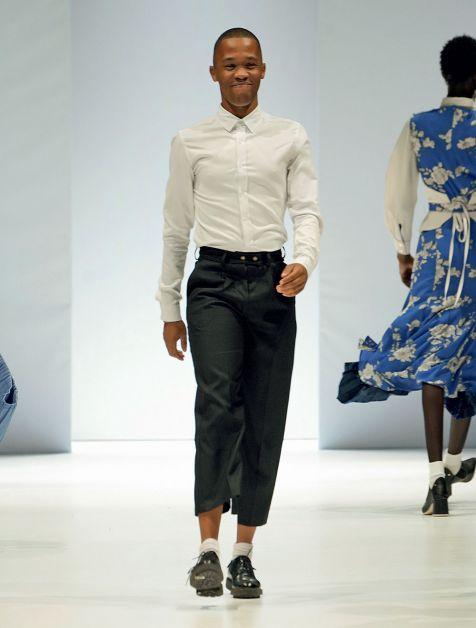 Thebe Magugu prix LVMH, on mise sur lui pour la mode en 2020