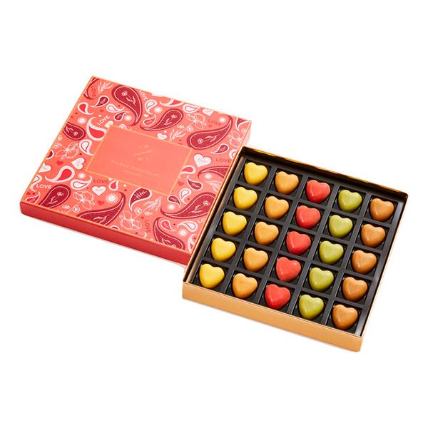chocolats coeur