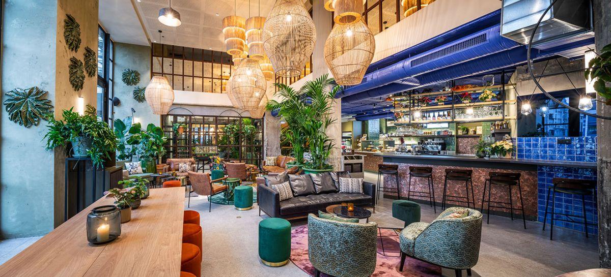 Serra - restaurant hotel Indigo Bruxelles
