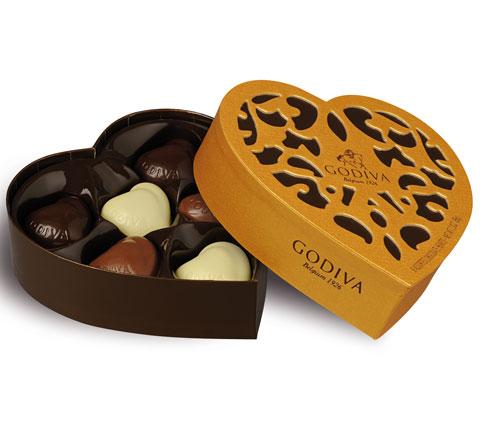 Le Coeur Iconique de Godiva