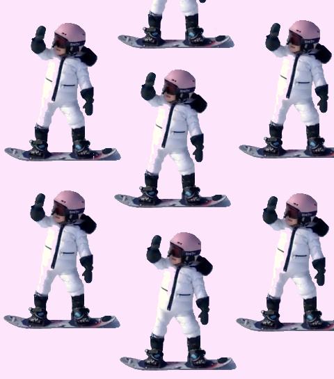 Shopping d'hiver : le style sur les pistes de ski façon Stormi
