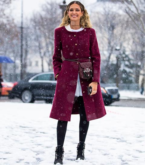 Streetstyle: 4 tendances à suivre pour être stylée en hiver