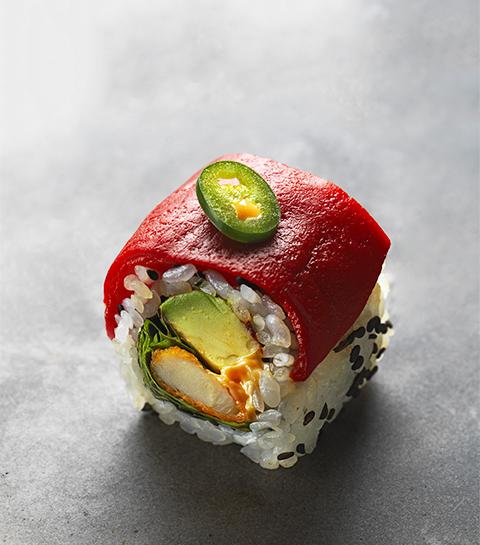 Sushi Shop lance une box signée par un chef étoilé