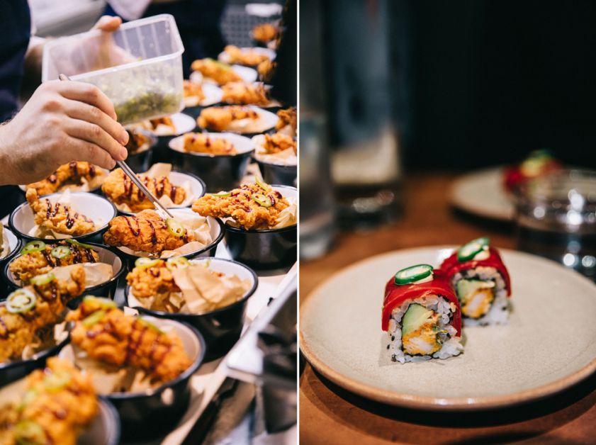 Sushi shop dévoile une nouvelle collaboration avec Grégory Marchand