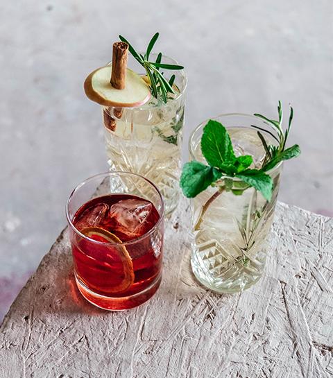 Tournée minérale : des boissons stylées et non alcoolisées
