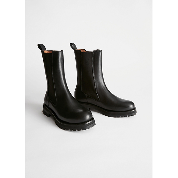 tendance chunky boots
