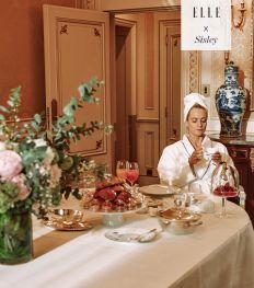 Beauty secret touch : le Fluide Contour des Yeux à la Rose Noire