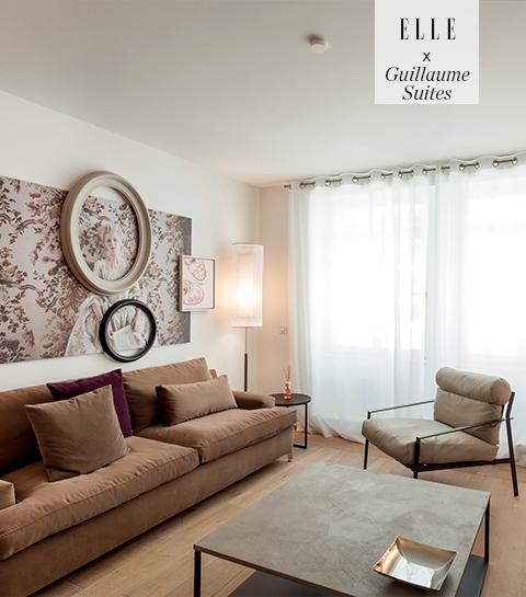 Guillaume Suites : séjour de luxe à Luxembourg-ville
