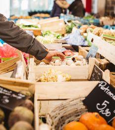 Farmery Store, le marché couvert en circuit court du Hainaut