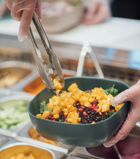 Fast Good belge nourriture healthy à emporter