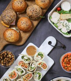 Les fast-good : de la nourriture healthy à emporter !