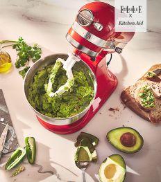 Inscrivez-vous à l'atelier cuisine KitchenAid le 30 septembre au Wolf