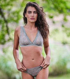 Crush : Intimissimi lance sa première collection de lingerie durable